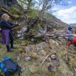 Lost Inverlael project - site visits